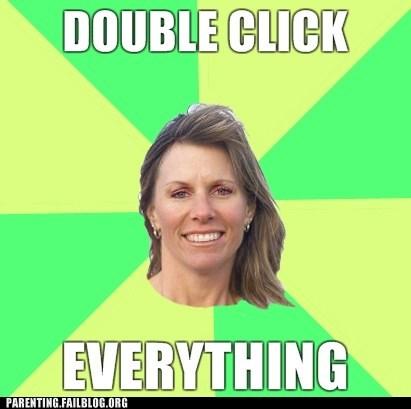 computers double click parents what do - 5839464960