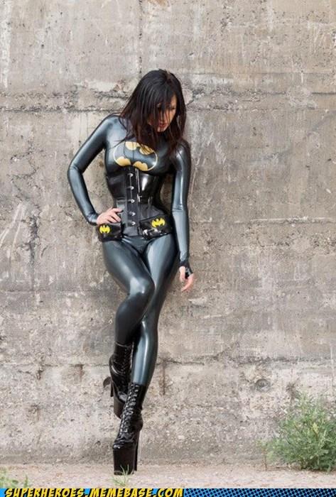 batgirl costume Sexy Ladies Super Costume - 5839610880