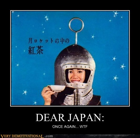 hilarious,Japan,space,tea,wtf