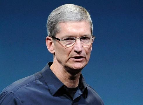apple,China,goldman sachs technology conference,labor conditions,Nerd News,Tech,tim cook