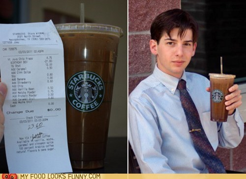 coffee,expensive,gross,Starbucks