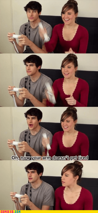best of week,fap,girlfriend,shake weight,video games,wii