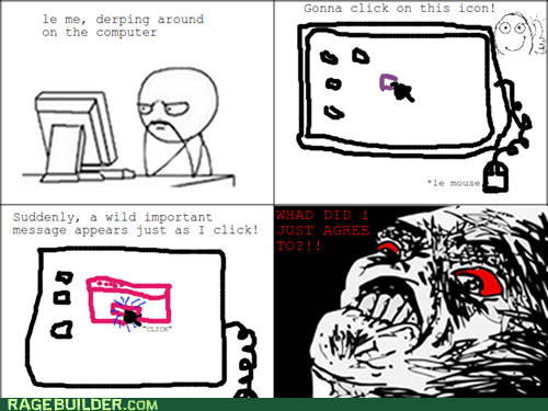 agree,Rage Comics,raisin rage,terms and conditions