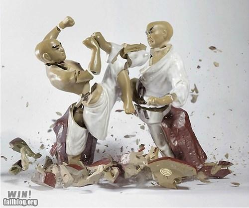 art,explosion,porcelain,sculpture