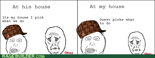 friends,Okay,Rage Comics,scumbag hat