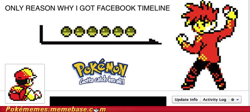 Battle best of week epic facebook gary oak Pokémon timeline - 5840790528