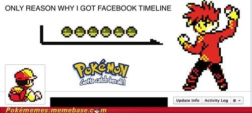 Battle best of week epic facebook gary oak Pokémon timeline - 5840790528