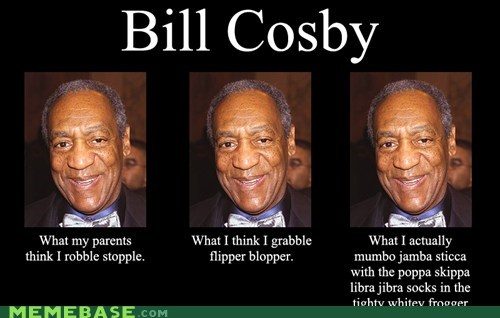 best of week bill cosby How People View Me whoa user you know me too well - 5843720704