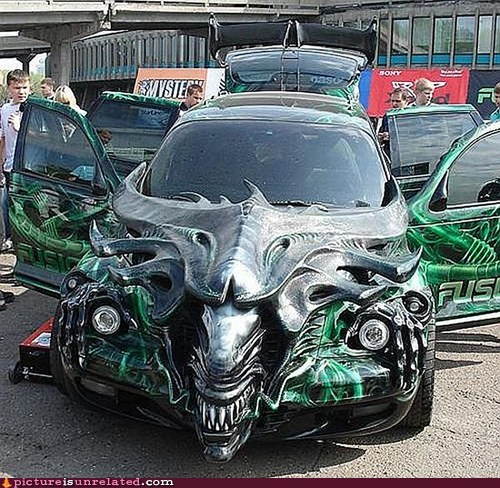alien awesome best of week car Movie wtf