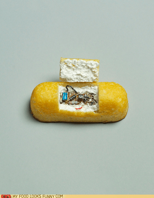 art best of the week circuitry evil inside robot twinkie