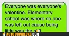 elementary school,nostalgia,valentine,Valentines day,young