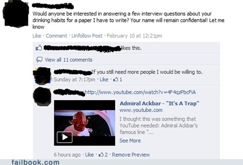 admiral ackbar,alcohol,interview,its a trap