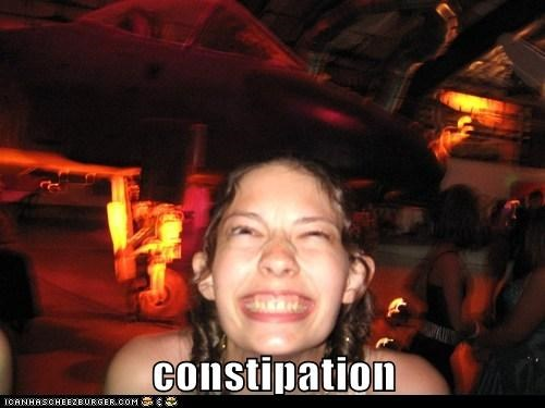 bathroom humor,constipation,derp