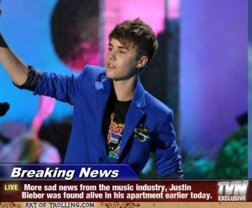 alive best of week justin bieber Memes news - 5844940800