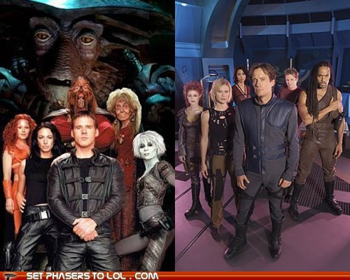 ben browder,cancelled,chiana,claudia black,farscape,gigi edgley,ka-dargo,Kevin Sorbo,poll,tv shows