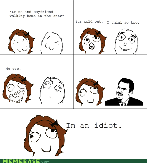 cold dumb Rage Comics wtf - 5845996032