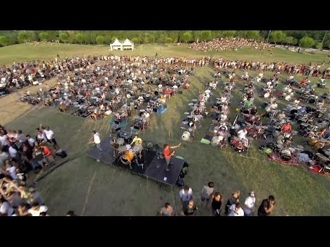 learn to fly,Dave Grohl,Italy,foo fighters,1000 rockers,musicians