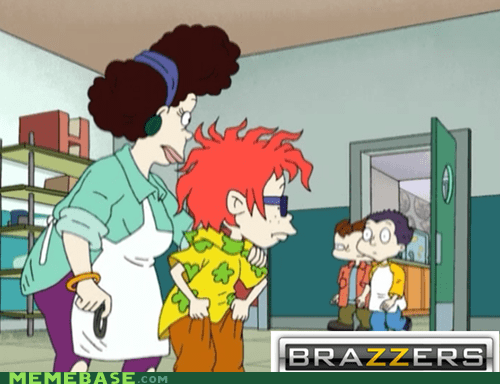 A Logo Can Change Everything all grown up chuckie rugrats tommy - 5847312896