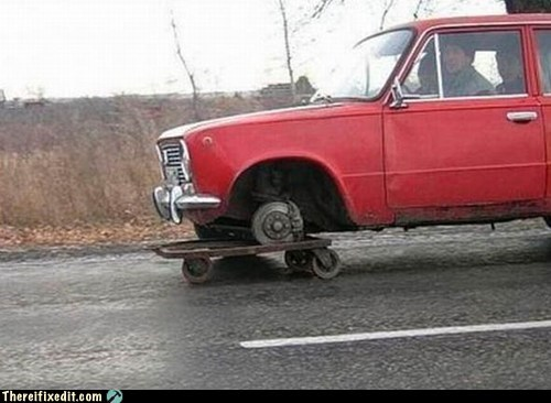 cars oh russia trucks wtf - 5847749376