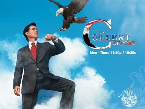 Mysterious Cancellation the colbert report - 5848339968