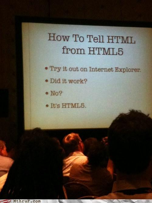 HTML HTML5 internet explorer - 5848690944