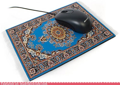accessories computer mouse mousepad rug - 5848974336