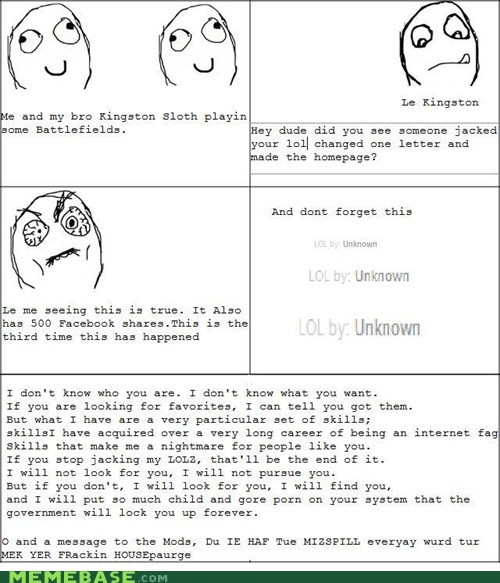 bro mad Rage Comics this guy needs to calm down we are not the cats we spell correctly - 5849067520