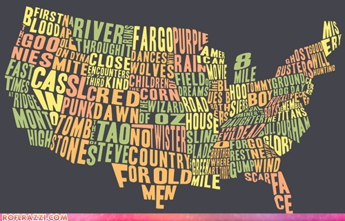 funny,map,Movie,state