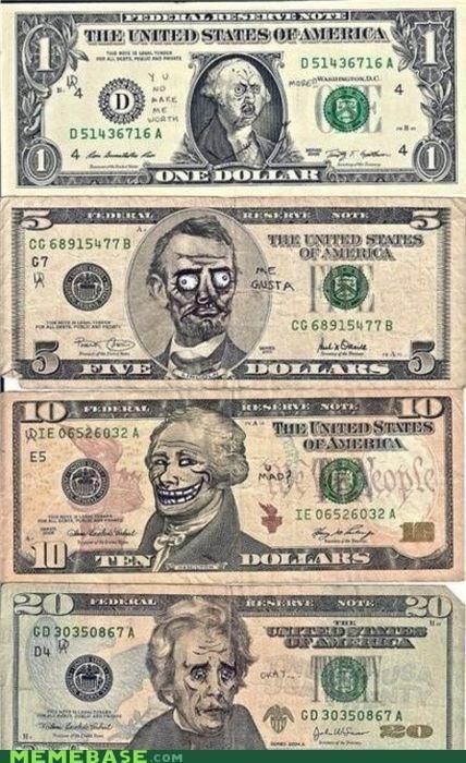 epic faces me gusta money Rage Comics - 5849286912