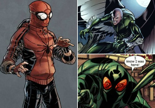 rumors list Spider-Man mcu casting news - 584965