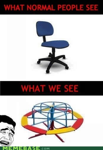 chair,fun,game,How People View Me,spin