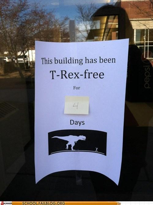 dinosaurs four days ago jurassic park t-rex free - 5850071808
