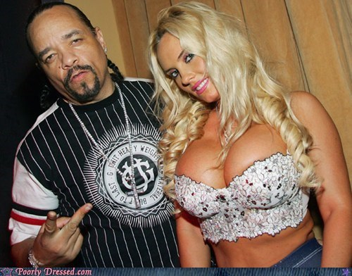 bewbs,coco,escape,ice t