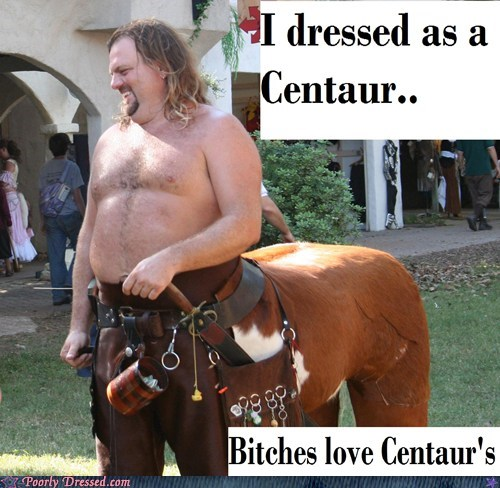 centaur costume hey ladies horse - 5850085120