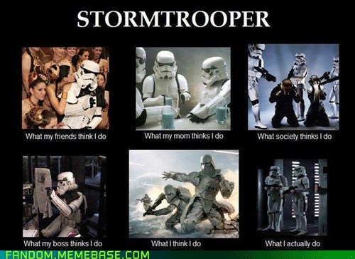 best of week It Came From the Interwebz scifi star wars stormtrooper - 5850137344