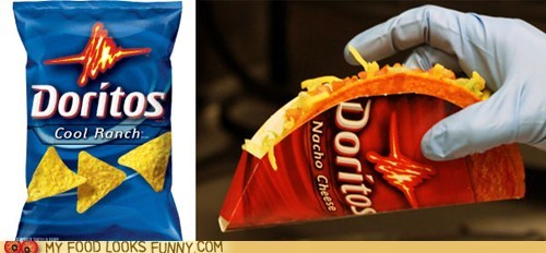 best of the week doritos nacho cheese ranch shell taco