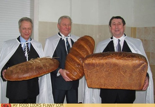 bread capes large loaves men
