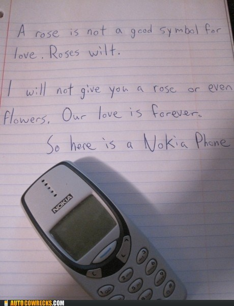 AutocoWrecks dating g rated indestructible nokia love love letter nokia relationships - 5850852608