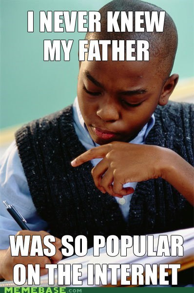 black Father internet Memes popularity racism - 5851250432