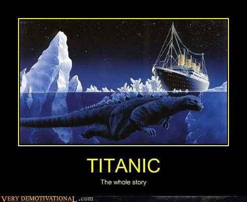 TITANIC The whole story