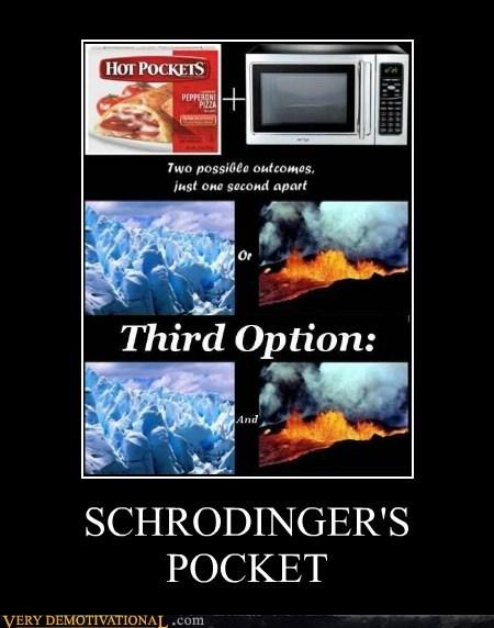 hilarious hot pocket shrödinger two states at once - 5854180864