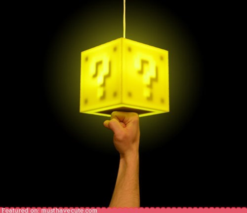 coin block,interactive,lamp,light,sound,touch