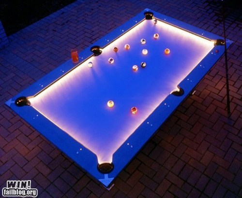 billiards pool pretty colors swag - 5855405312
