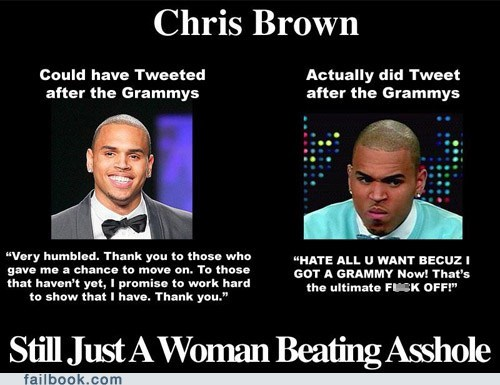 bad idea,chris brown,twitter