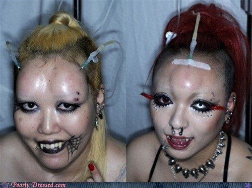 body modification Dear God Kill It With Fire scary - 5855635968
