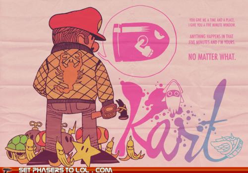 Mario - Drive 2: Kart