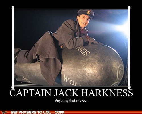 anything,best of the week,bomb,Captain Jack Harkness,doctor who,john barrowman,moves,Rule 34