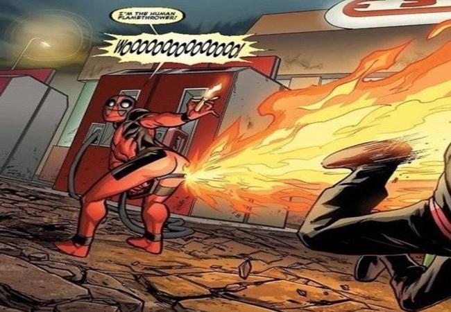 funny comics deadpool comics superheroes cheezcake funny web comics - 5856773