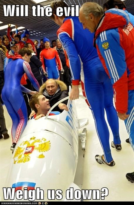bobsled political pictures russia Vladimir Putin - 5856810496