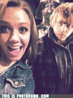 creep cutouts darth vader girl Good Times Inception rupert grint
